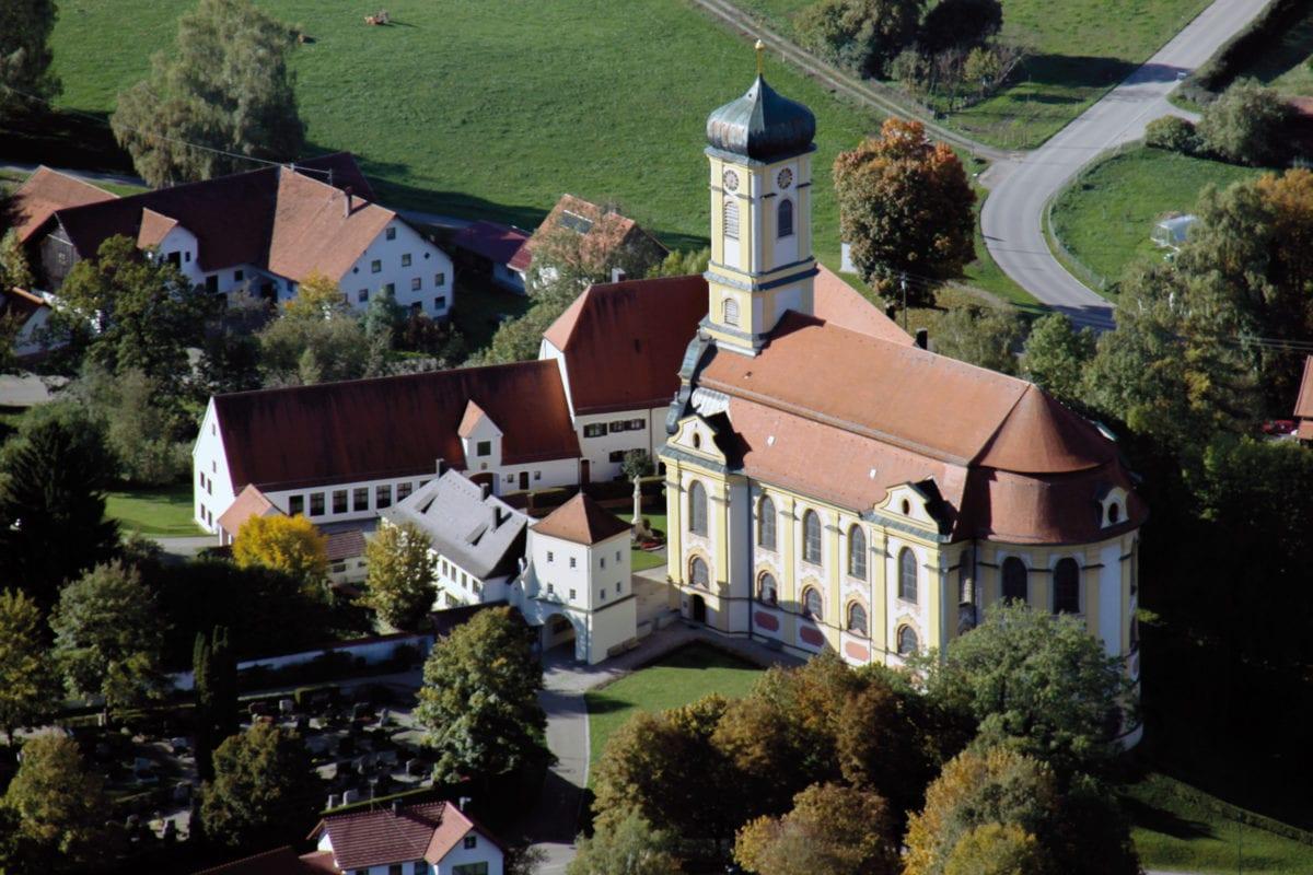 Legau Kirche Maria Steinbach
