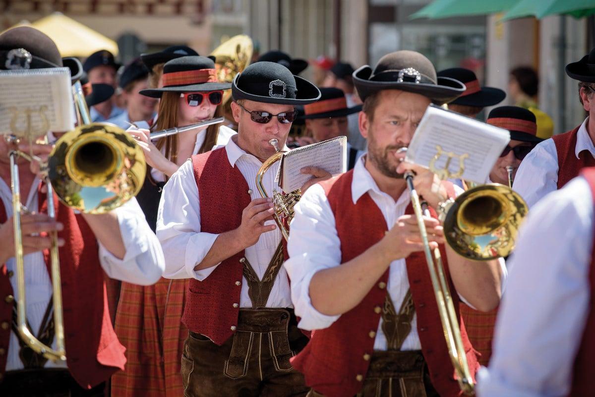 Leutkirch Kinderfestumzug