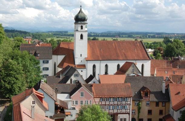 Leutkirch Martinskirche