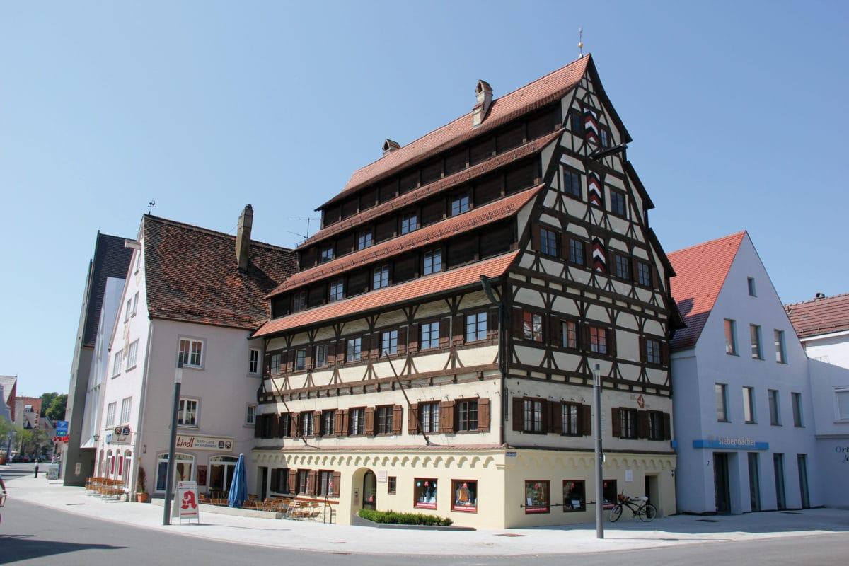Siebendächerhaus (Memmingen)