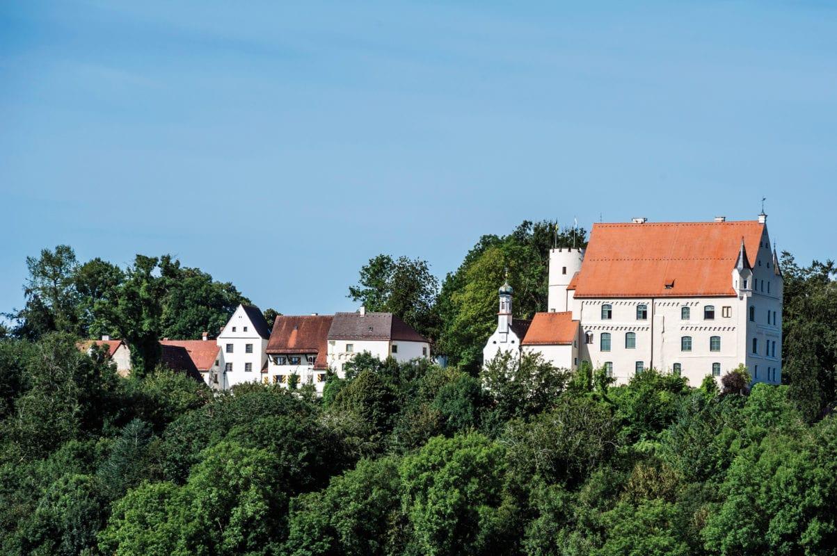 Mindelheim Mindelburg