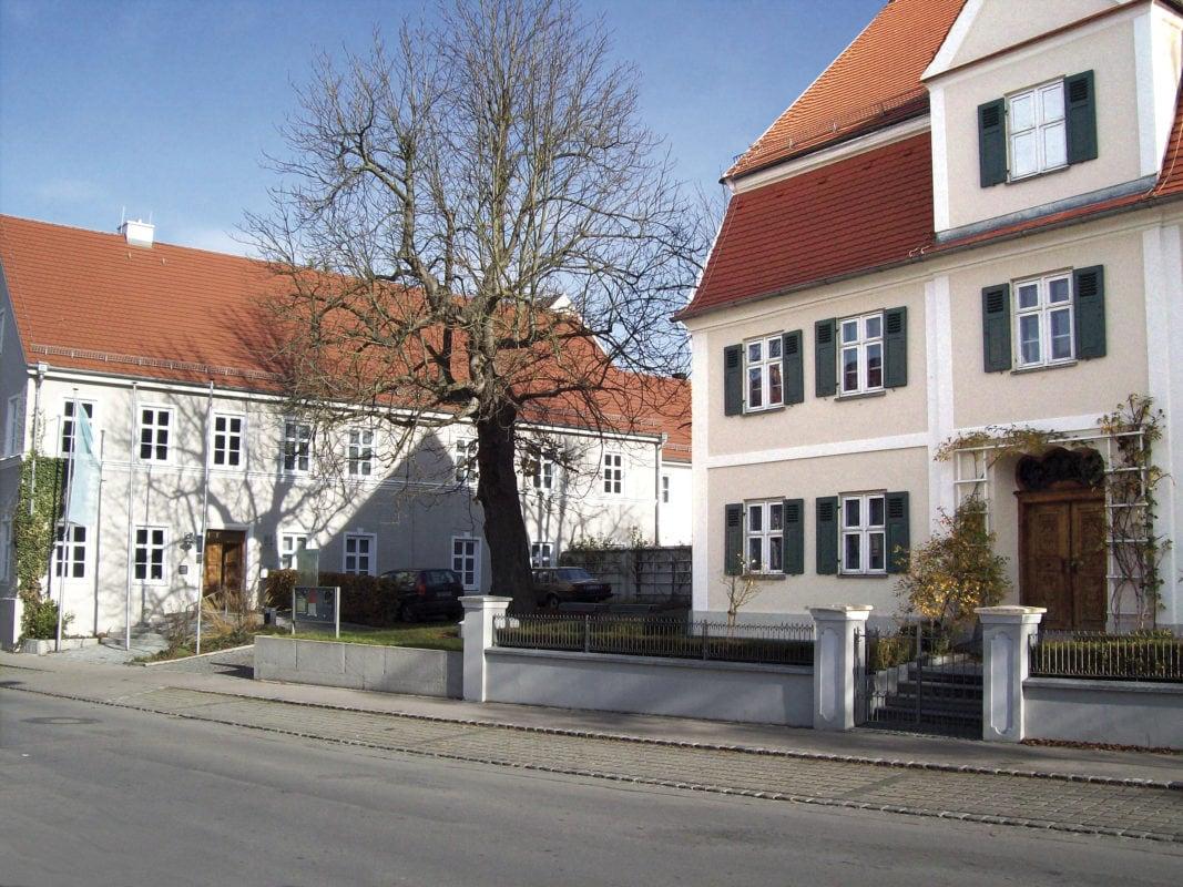 Mittelschwäbisches Heimatmuseum Krumbach (Aussenansicht)
