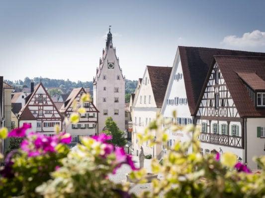 Historische Innenstadt (Monheim)