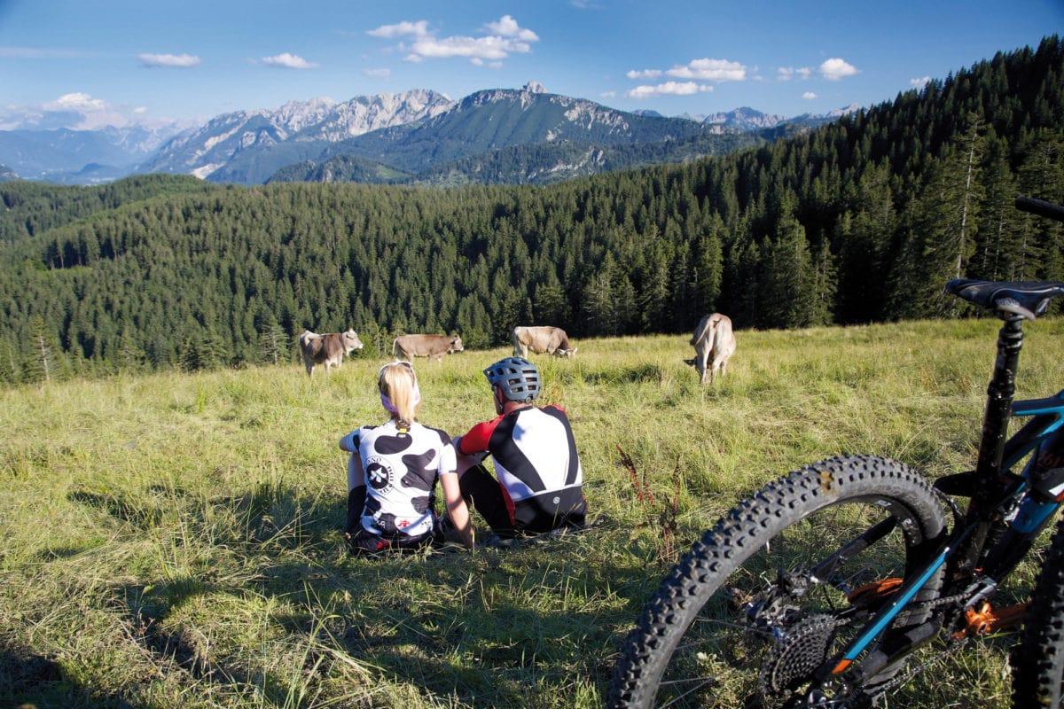 Nesselwang Moutainbike-Tour