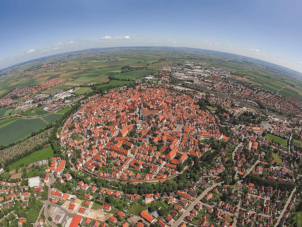 Nördlingen (Luftbild)