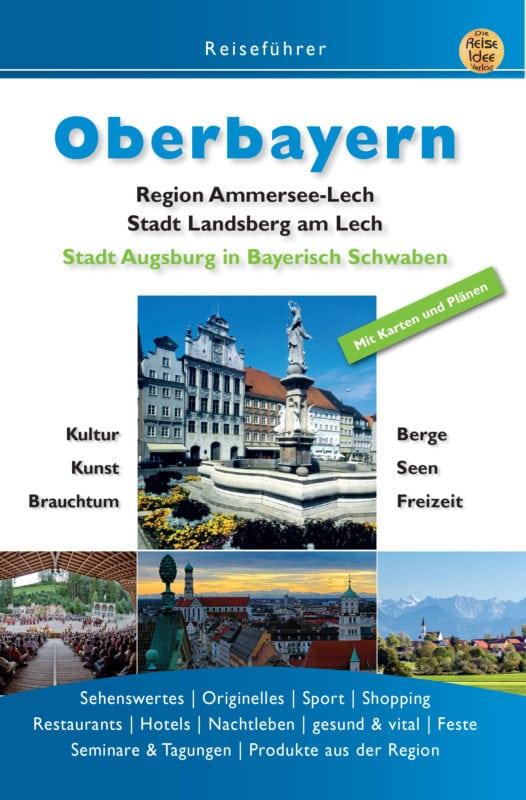 Oberbayern 1 Ammersee Lech Titel
