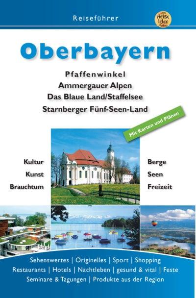 Oberbayern 2 Pfaffenwinkel Titel