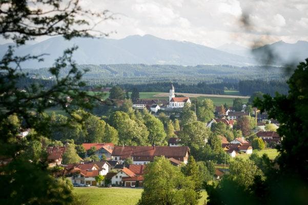 Oberhausen (Ortsansicht)