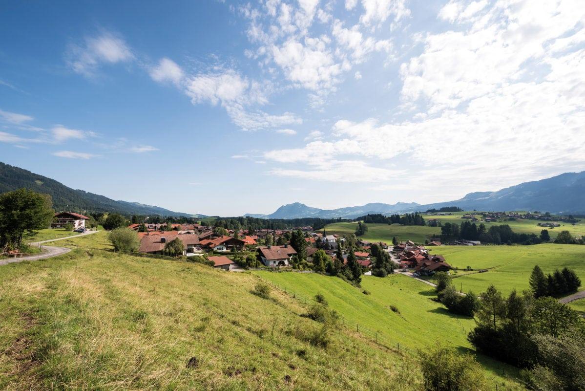 Obermaiselstein Ortsansicht