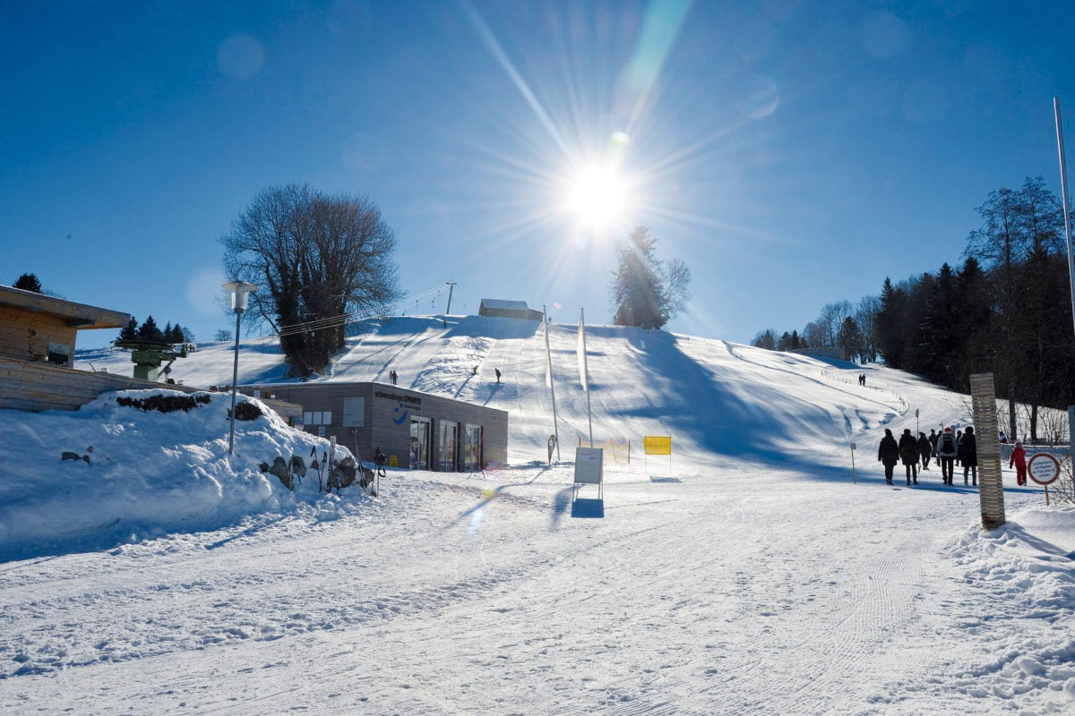 Oberreute Skilift