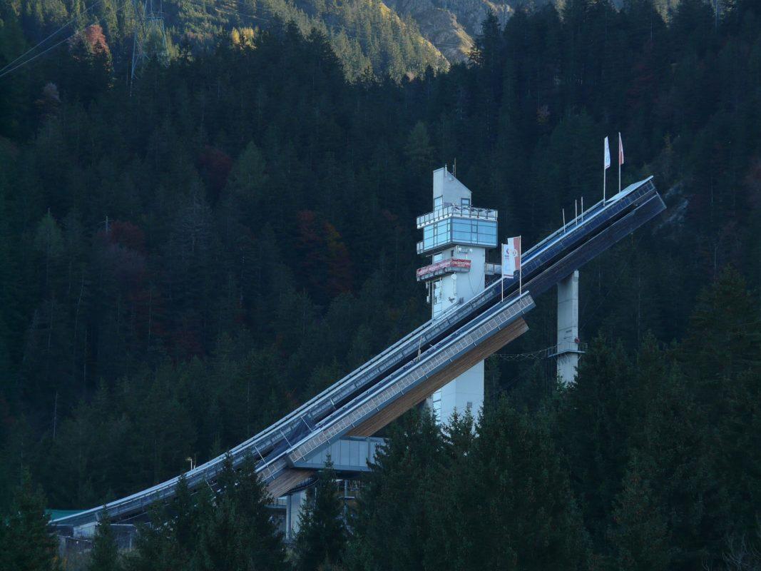 Oberstdorf Skiflugschanze