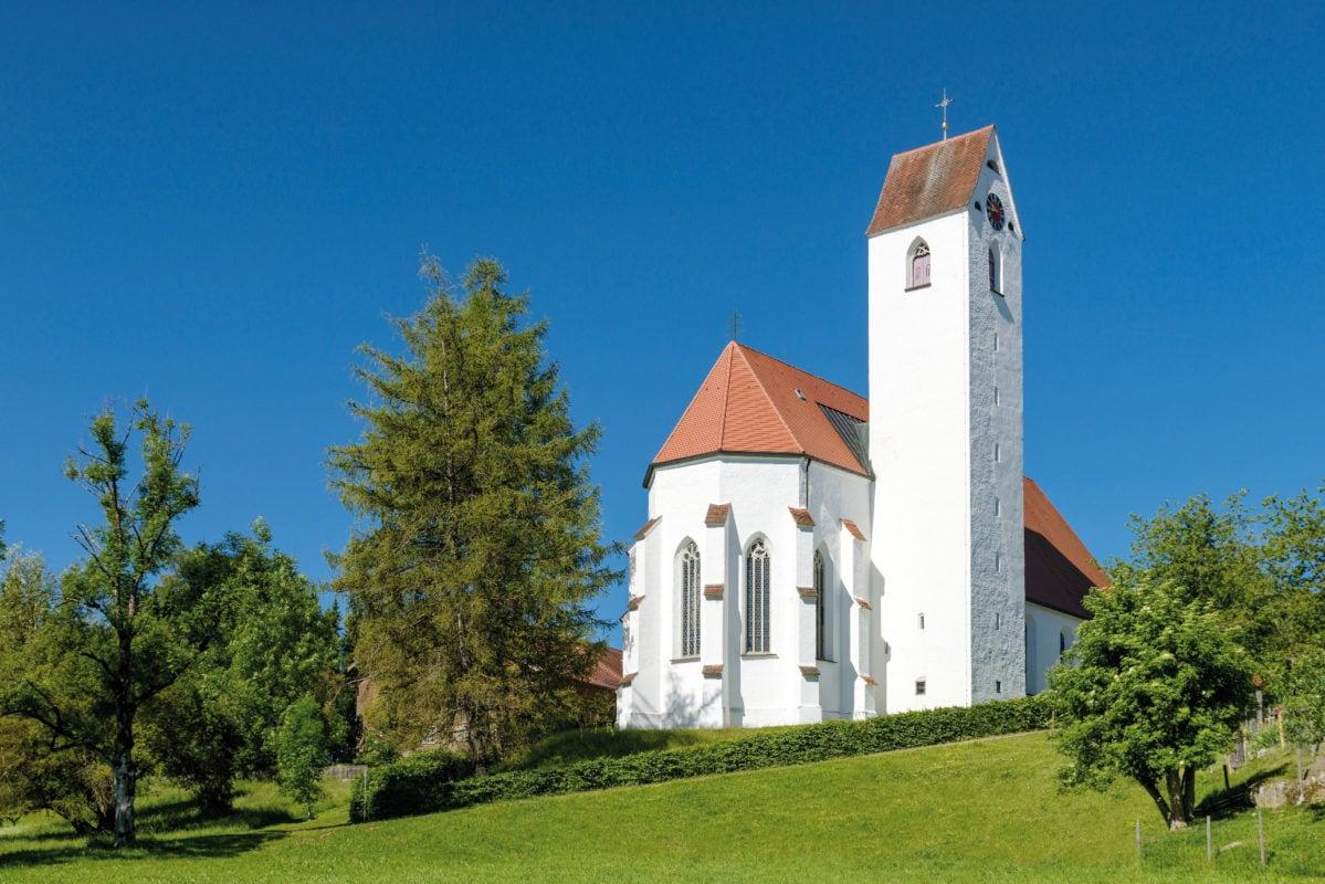 Oy-Mittelberg Wallfahrtskirche Maria Rain