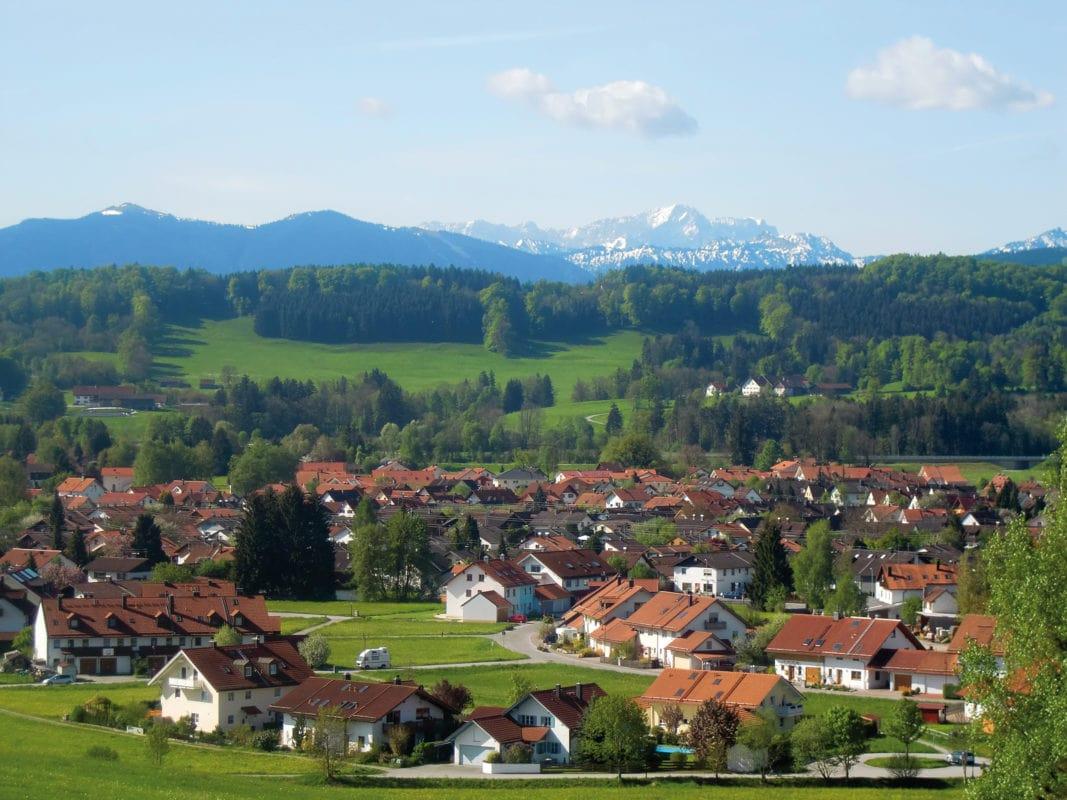 Peißenberg (Ortsansicht)