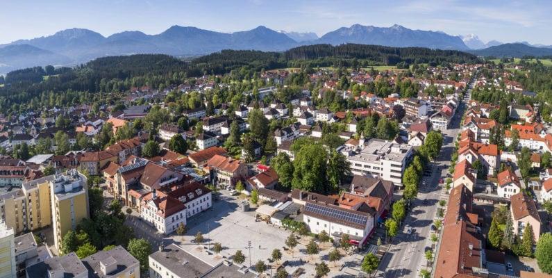 Penzberg (Stadtansicht)