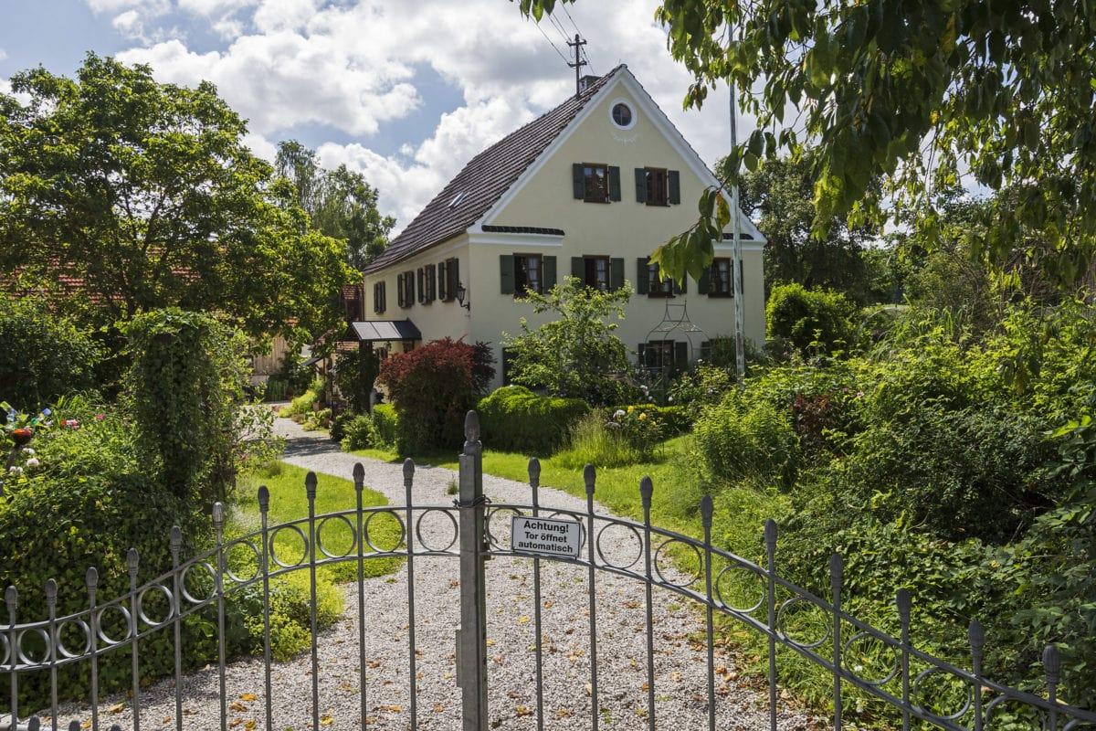Projekt Alte Mühle Holzheim Aussenansicht