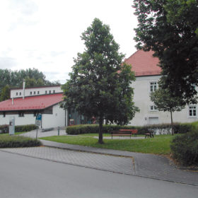Bürgerhaus und Pfarrhof Pürgen