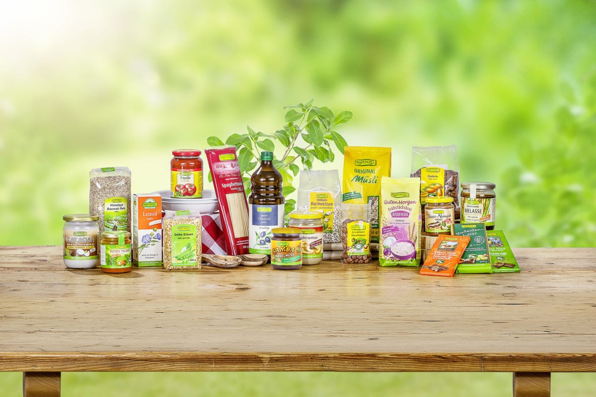 Rapunzel Naturkost Legau Produkte
