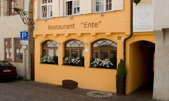 Restaurant Ente Biberach