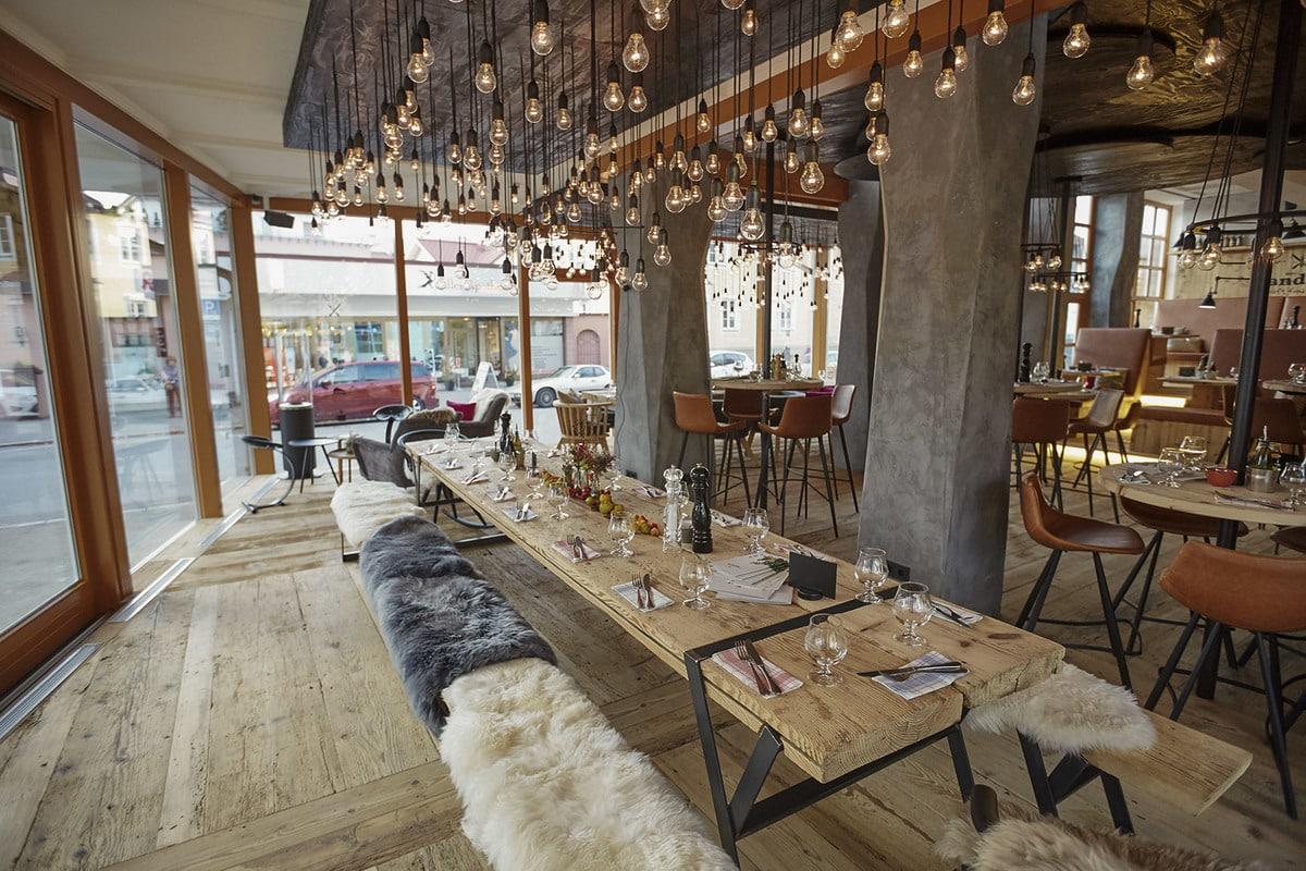 Restaurant 's handwerk Sonthofen