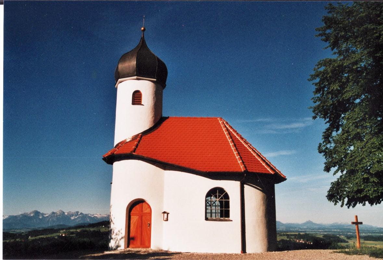 Rettenbach am Auerberg Weichbergkapelle