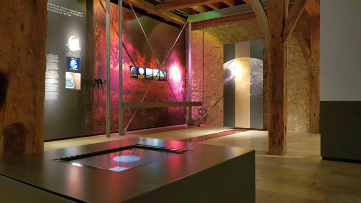 RiesKraterMuseum Nördlingen (Kosmos)