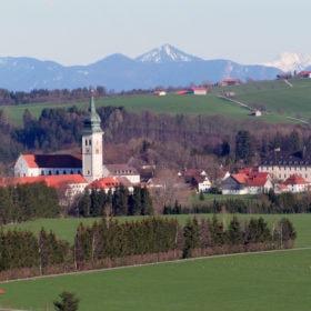 Rottenbuch (Ortsansicht)