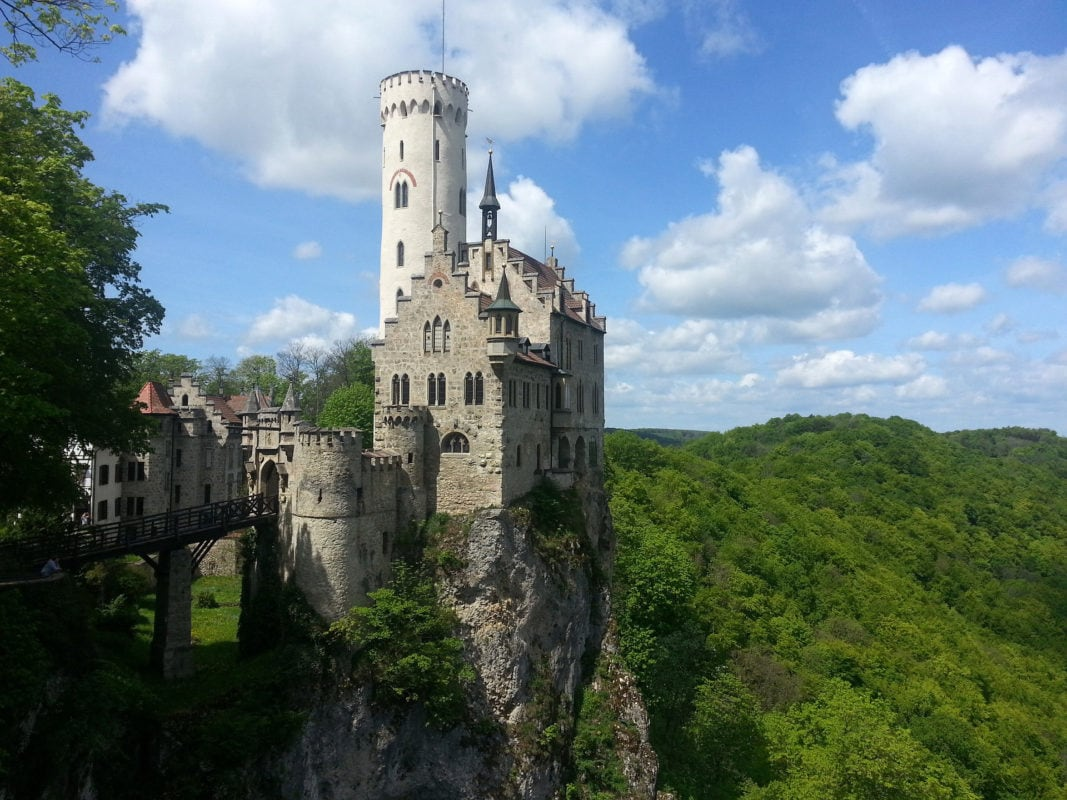Schloss Lichtenstein bei Reutlingen