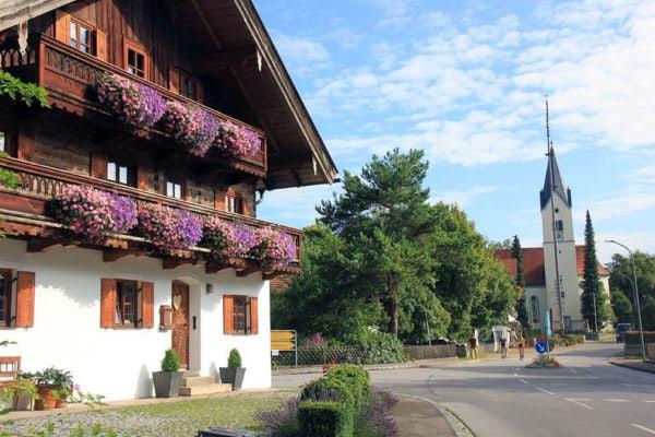Sindelsdorf (Ortszentrum)