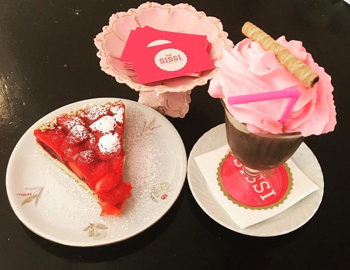 SISSI Zuckerbäckerei & Café Kempten Kuchen-Spezialitäten