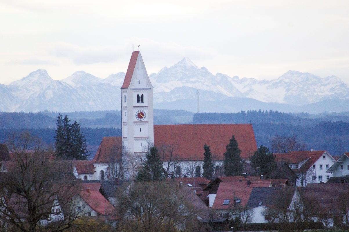 Sontheim Pfarrkirche St. Martin