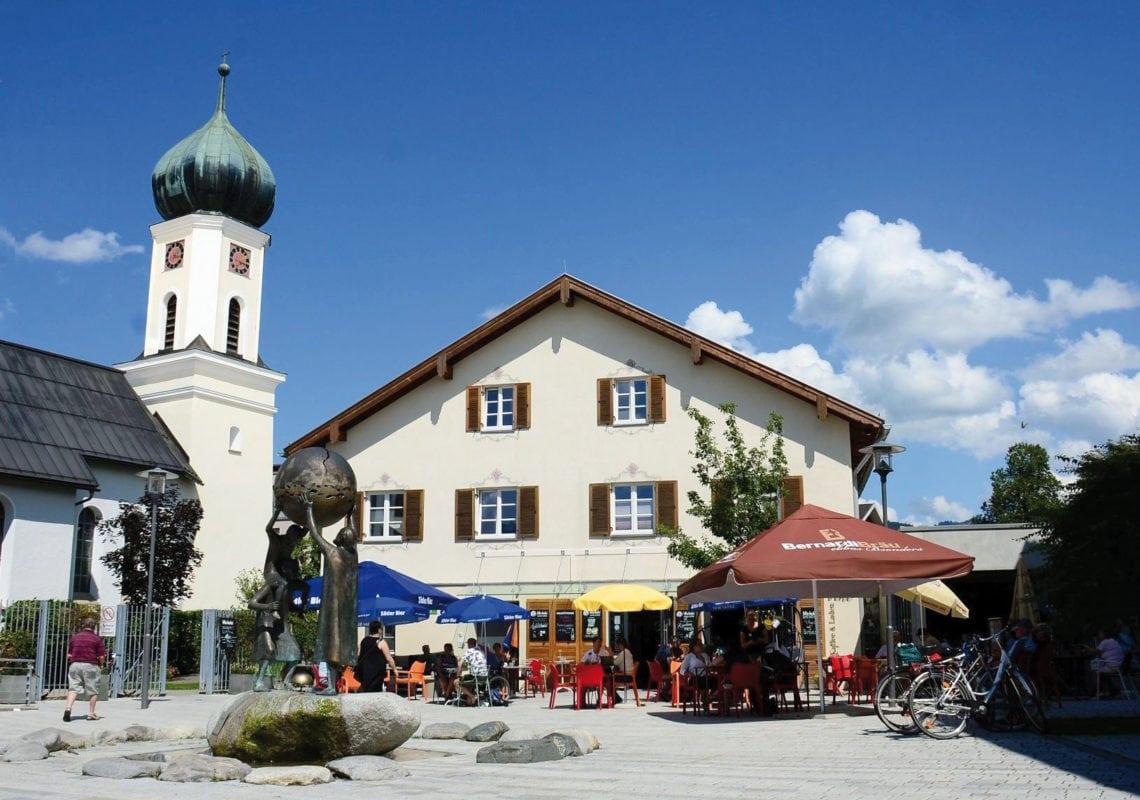 Sonthofen Spitalplatz
