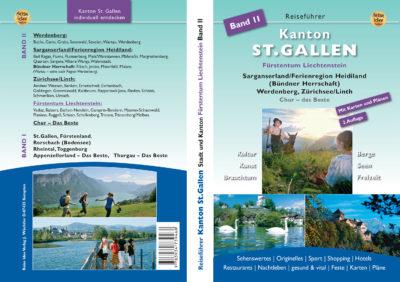St. Gallen 2 Umschlag