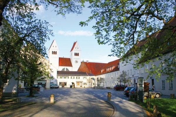 Steingaden (Marktplatz)