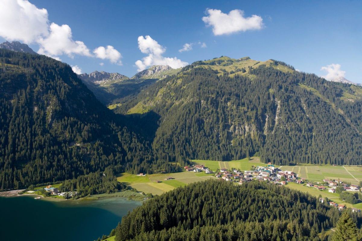 Tannheimer Tal Landschaft