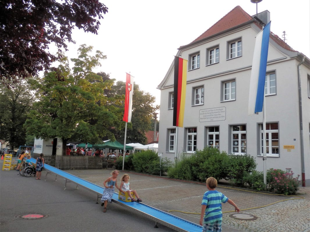 Trunkelsberg Rathaus Dorffest