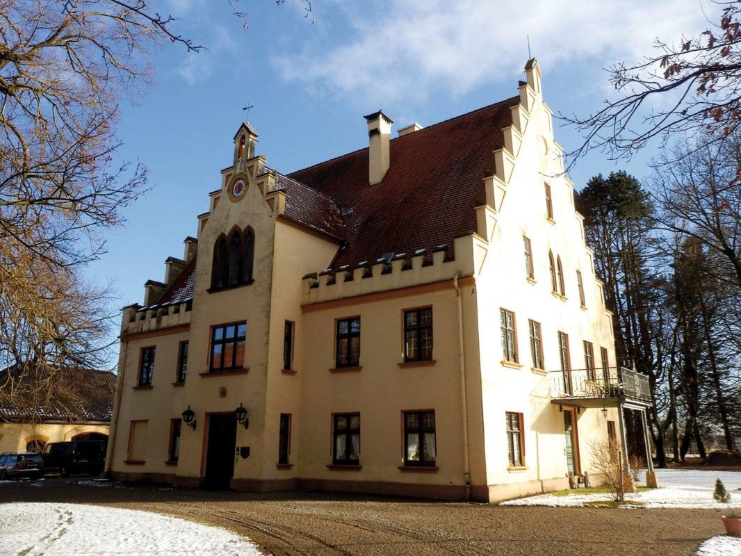 Trunkelsberg Schloss