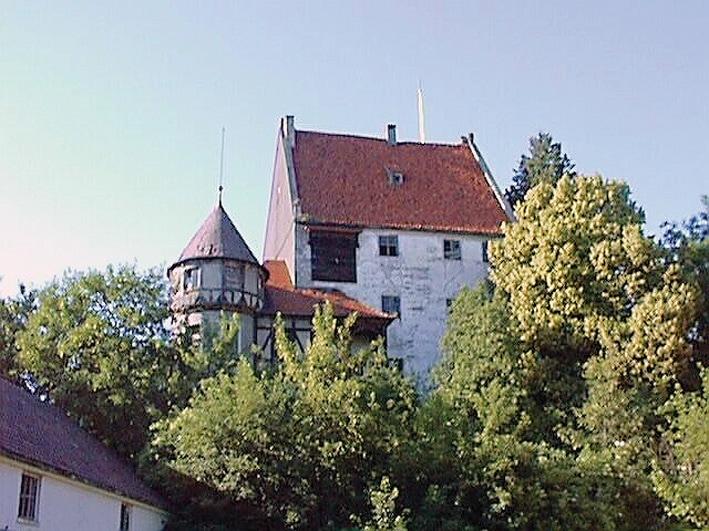 Tussenhausen Schloss Mattsies