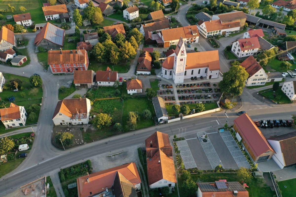 Unterroth (Luftbild)