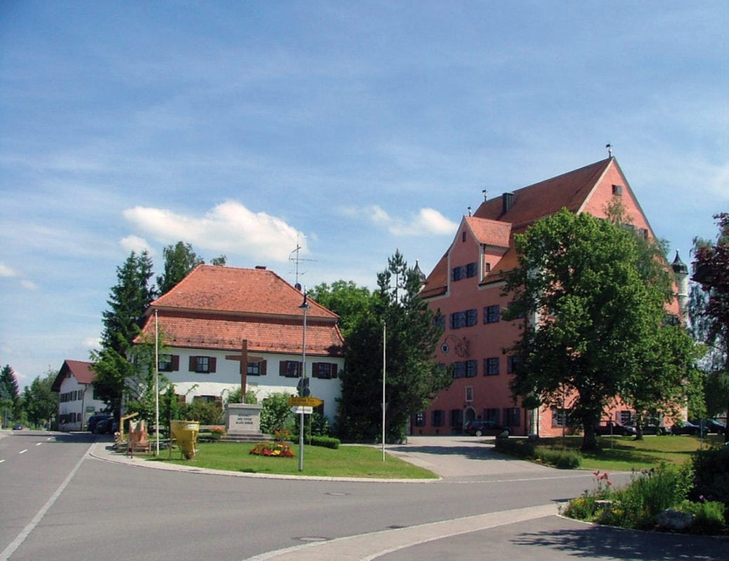 Unterthingau Schloss
