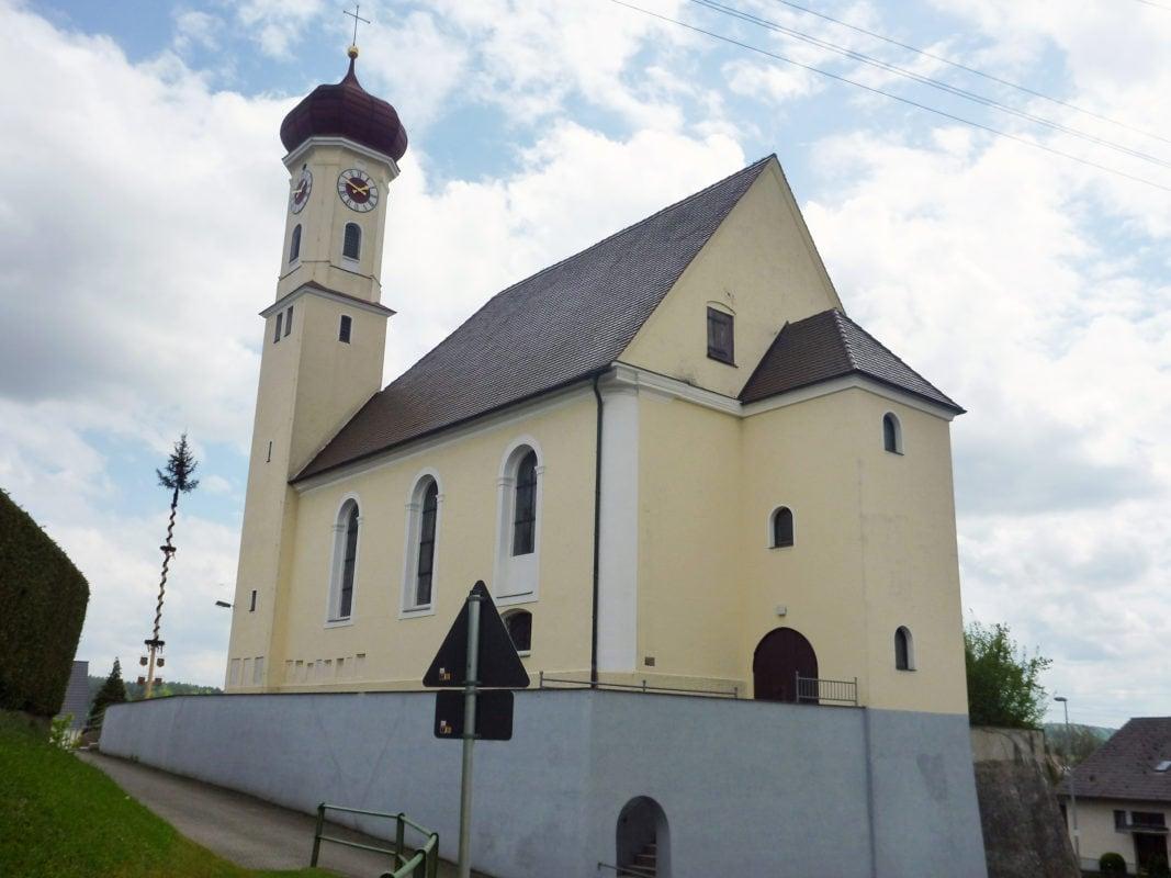 Pfarrkirche St. Jakobus (Villenbach)
