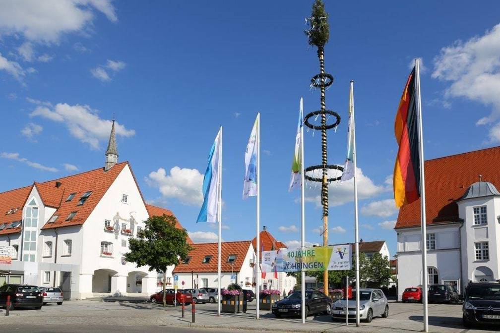 Stadtzentrum (Vöhringen)