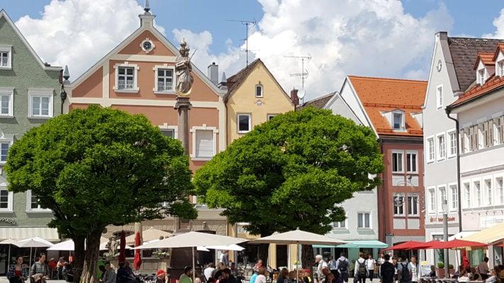 Weilheim (Marienplatz)