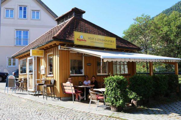 Wolfi´s Steigbach-Stüble Immenstadt